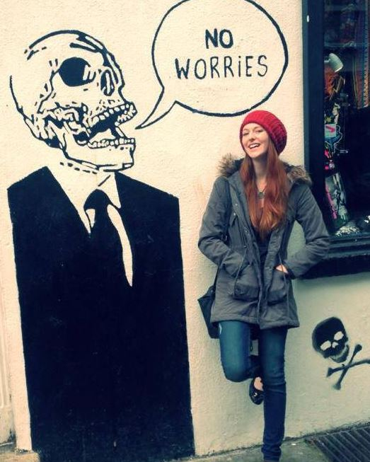 No worries in Dublin