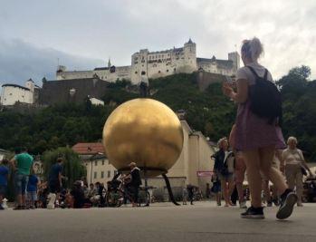Charlotte in Salzburg